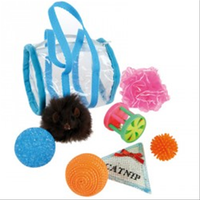 Zolux Bag Set of 7 Toys
