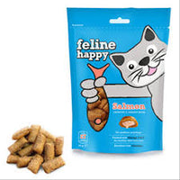 M&C Feline Happy Salmon 60g