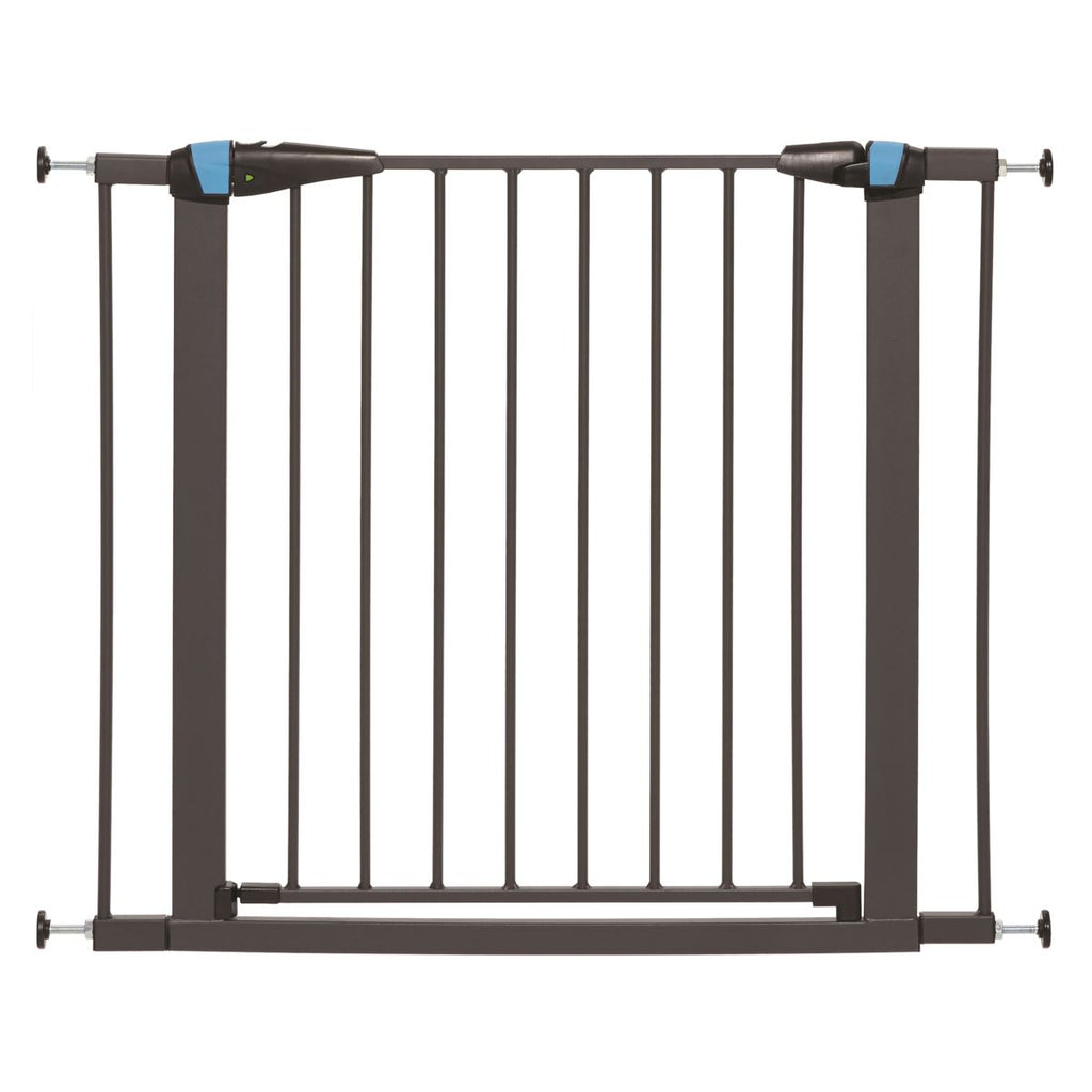 Midwest 29-inch Tall Graphite Glow in the Dark Steel Pet Gate