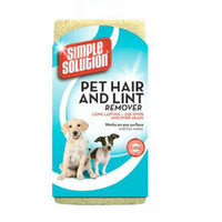 Simple Solution Pet Hair And Lint Remover Sponge
