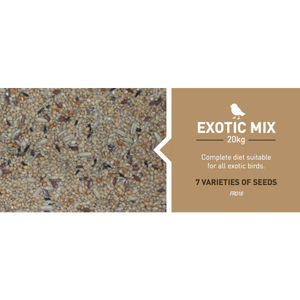Farma Exotic Mix 20kg