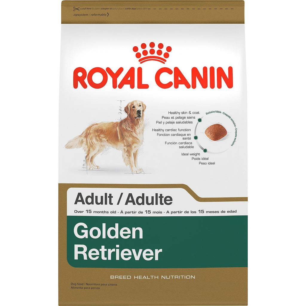Royal Canin Breed Health Nutrition Golden Retriever Adult 12kg
