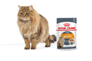 Royal Canin - Intense Beauty Jelly (pouches)