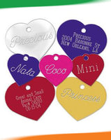 IMARC Pet Tag Heart