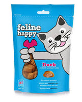 M&C Feline Happy Duck 60g