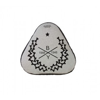Bobby Park Triangle Cushion - Grey / Small