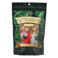 Lafeber Macaw Tropical Fruit Nutri-Berries- 283g