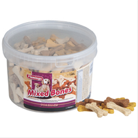 Flamingo Mixed Bones 1300g.