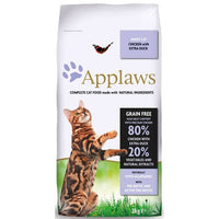 Applaws Cat Chicken & Duck - 2kg