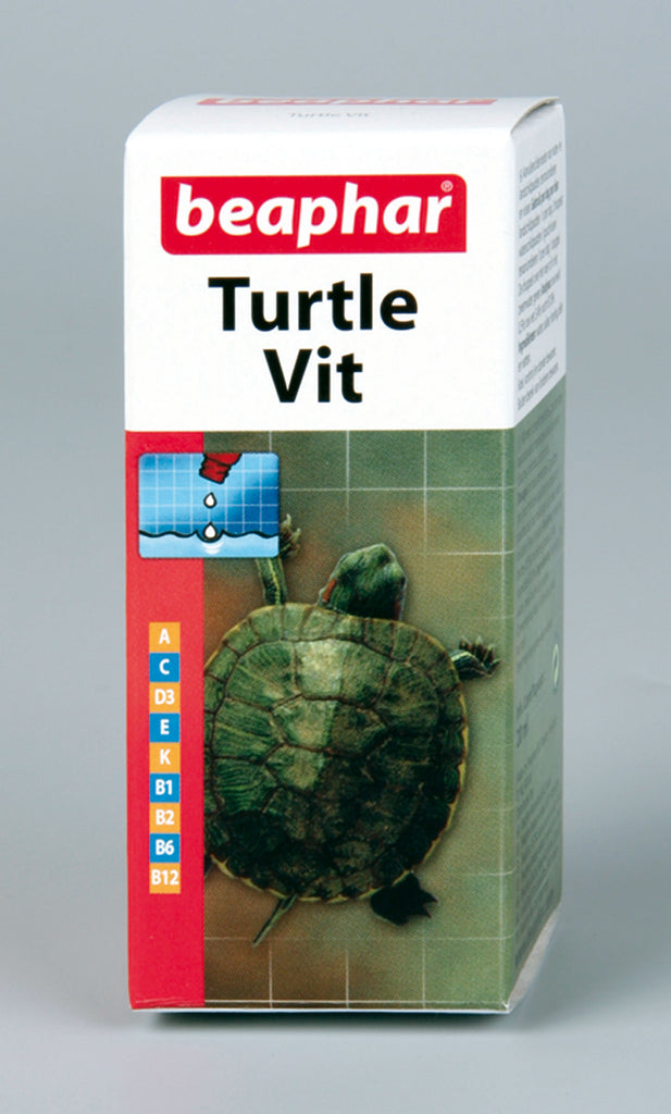Beaphar Vitamins for Aquatic Turtles 20ml