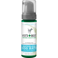 Vets Best Waterless Dog Bath 5oz