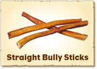 "Red Barn 9"" Bully Stick"