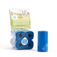 Bags On Board Refill Bags Blue Roll 120 Bags Bags(8x15)