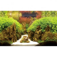 Hobby Photo Background Canyon / Woodland, 100x50 cm