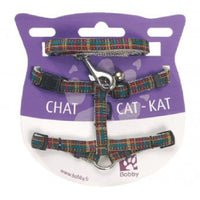 Bobby Kilt Cat Harness and Lead
