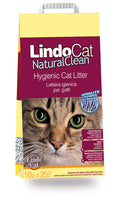 LindoCat Natural Clean Cat Litter- 10L