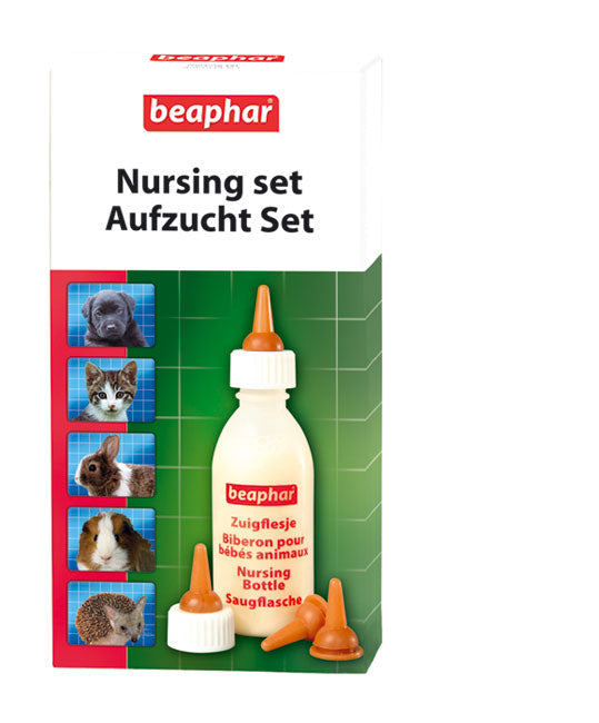 Beaphar Set (feeding bottle set)