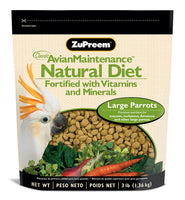 ZuPreem Natural Avian Diet