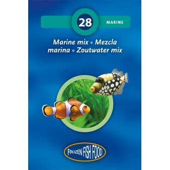 3F Frozen Marine Mix Blister 95g