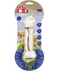 8in1 Beef Delights Bone Large