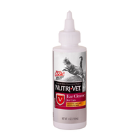 NutriVet Ear Cleanses Liquid For Cats 4oz