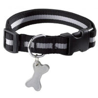 Bobby Arlequin Collar - Black