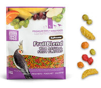 ZuPreem FuirtBlend Flavor for Medium Size Birds