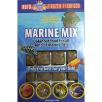 Ruto Frozen Marine Mix Blister 100 g