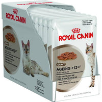 Royal Canin- Ageing +12 Years (pouches)