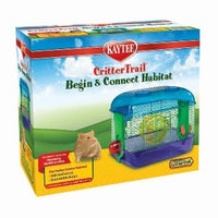 KayTee Crittertrail Begin and Connect Habitat