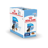Royal Canin Size Health Nutrition Wet Food Maxi Puppy