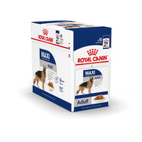 Royal Canin Size Health Nutrition Wet Food Maxi Adult