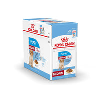 Royal Canin Size Health Nutrition Wet Food Medium Puppy