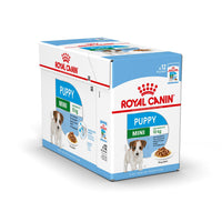 Royal Canin Size Health Nutrition Wet Food Mini Puppy