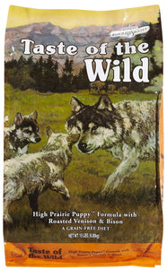 Taste Of The Wild High Prairie Puppy® Formula