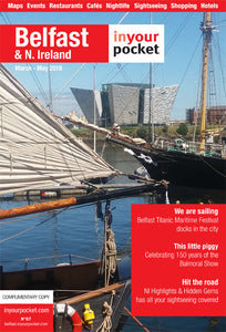 Belfast In Your Pocket Printed Full Guide