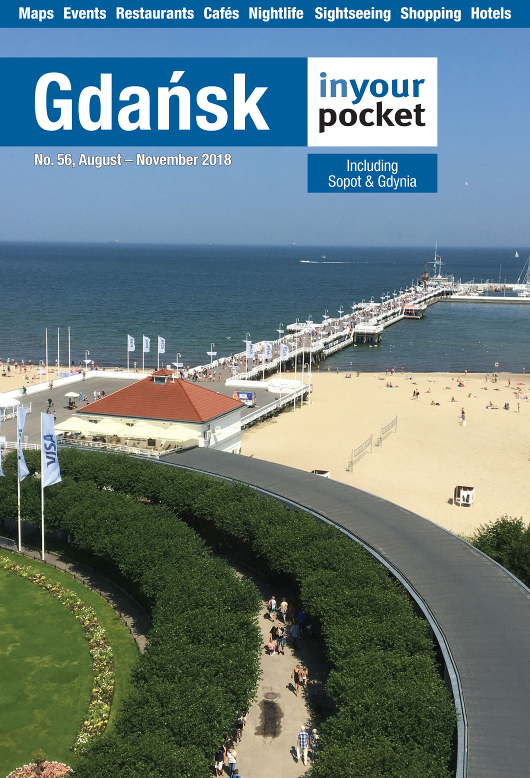 Gdansk In Your Pocket Printed Full Guide