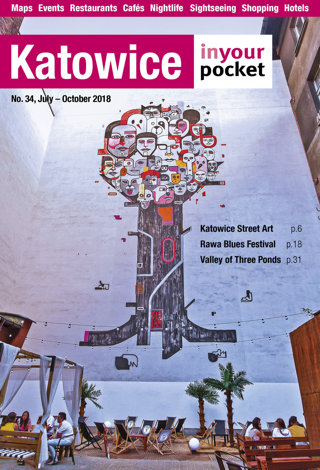 Katowice In Your Pocket Printed Full Guide