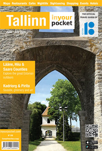Tallinn In Your Pocket Printed Guide