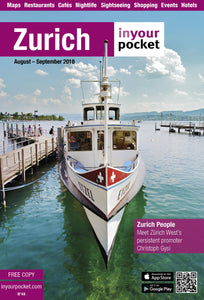 Zurich In Your Pocket Printed Full Guide