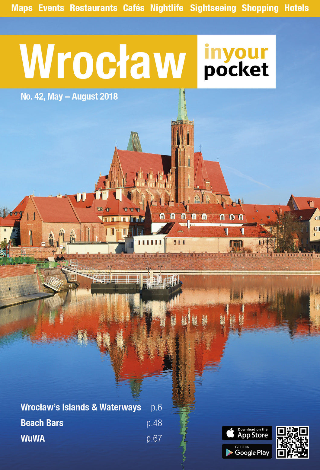 Wroclaw In Your Pocket Printed Full Guide