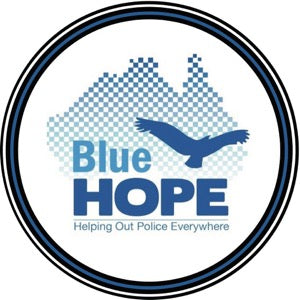 Charity Partner - Blue HOPE