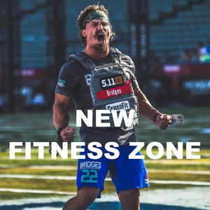 New fitness zone