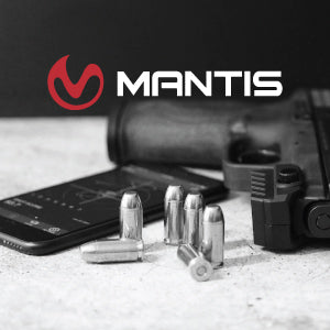 New Exhibitor - MantisX Firearm Training System