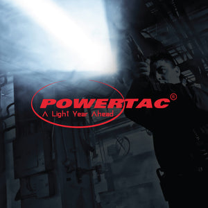 New Exhibitor - PowerTac Flashlights