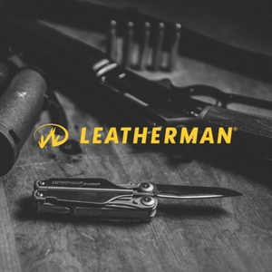 Leatherman AWE2018 Platinum Sponsor