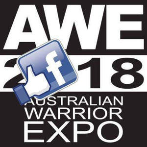 LIKE AWE2018 Facebook Page - Giveaways, Special Offers and more...