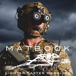Matbock - Lighter Faster Warriors on display at AWE2018