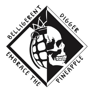 Belligerent Digger Embrace the Pineapple AWE2018 Exhibitor