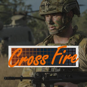 New exhibitor - Crossfire